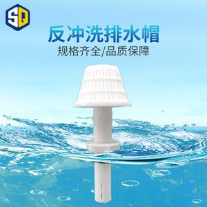 反冲洗排水帽